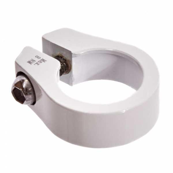 Clatch Sattelklemme weiß - P1 96