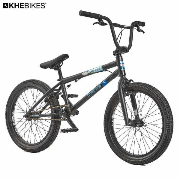 KHE BEATER SE 20 Zoll BMX Rad 11,2kg! matt-schwarz