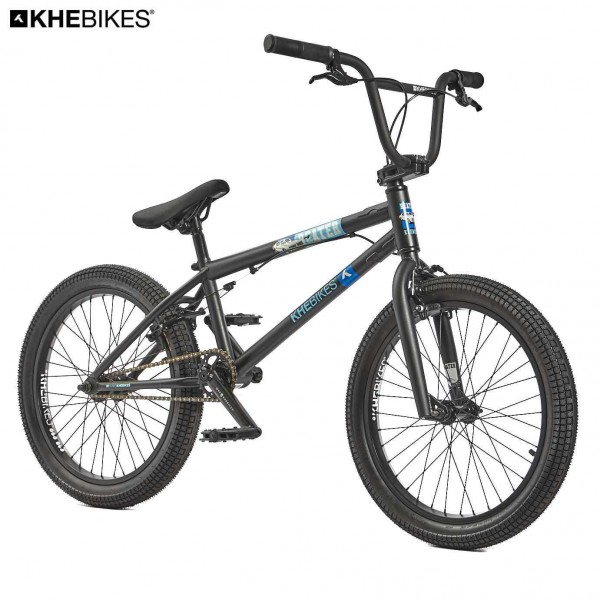 KHE BEATER SE 11,2kg BMX matt-black