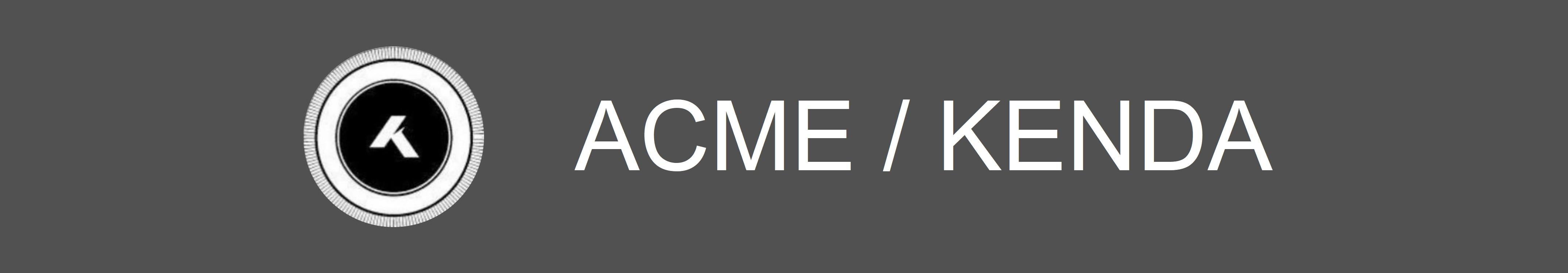 ACME-KENDA
