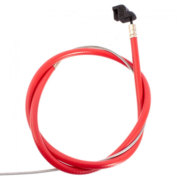 AFFIX PVC rotor lower cable red - D18