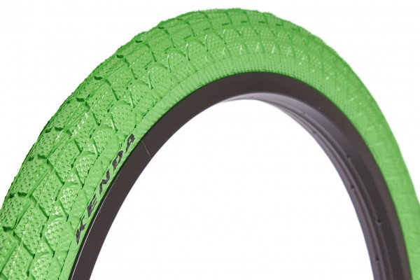 "KENDA tire green 20""x1,95"" - E7"