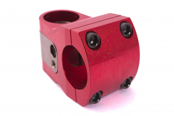B-class stem AFFIX red anodized - W101