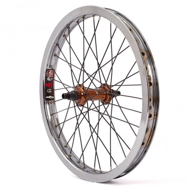 ".SunRims ""4play"" Frontwheel 36H with KHE ""Hure"" - E2"