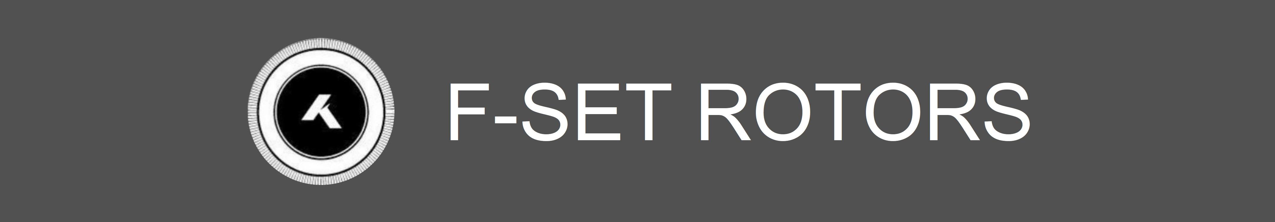 F-Set-Rotors
