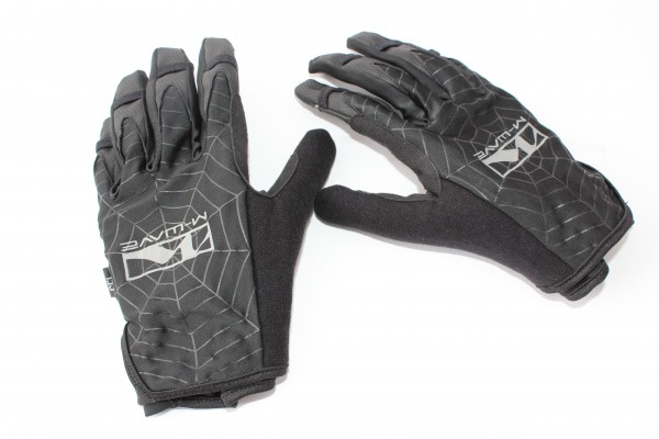 "M-WAVE BMX gloves ""M"" - R2 8"