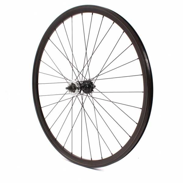 "KHE BIKES wheel rear 700c, 28"" double chamber black - available from approx. 26.05."