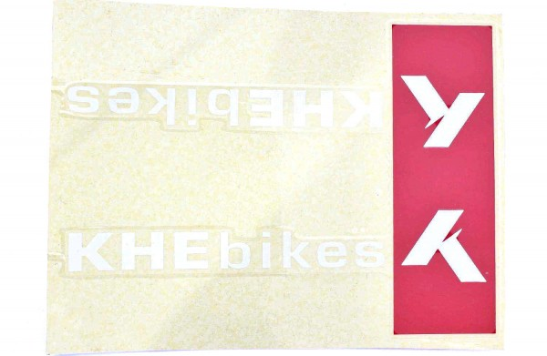 KHEbikes stickers - F14-1