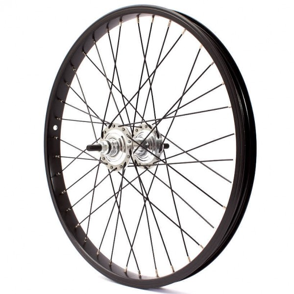 KHE Frontwheel with SunRace hub - C4