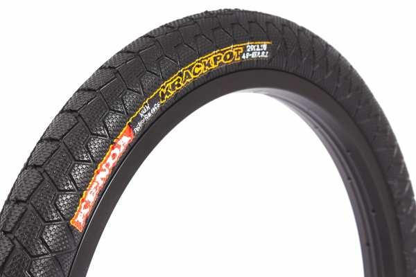 "KENDA ""Krackpot"" tire black 20""x2,25"" - E8"