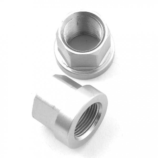 Alloy nut M14 (pair) - R1 7