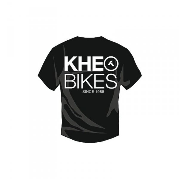 "KHE T-Shirt ""Logo Black"" S"