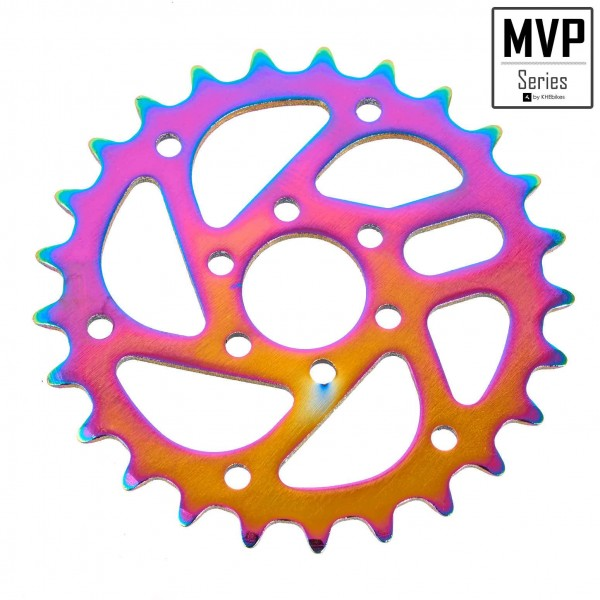 .KHEbikes chainwheel 25T oil slick - V73