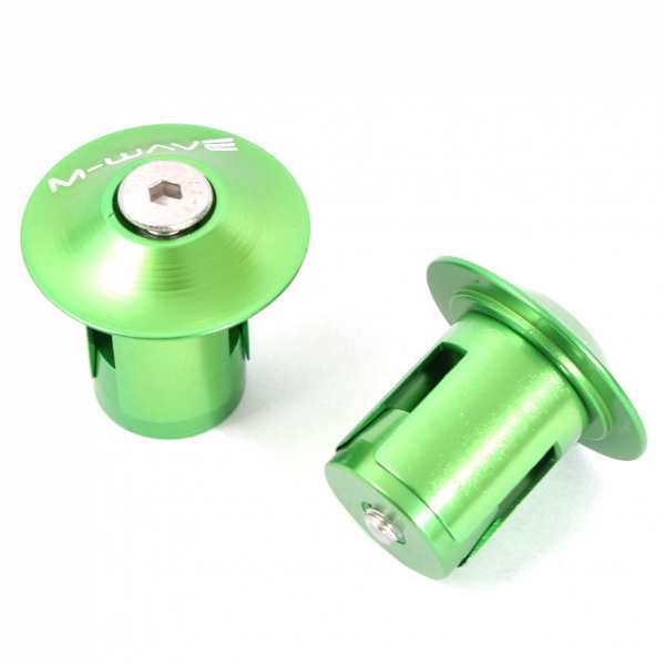 M-Wave CNC Barends Alloy green