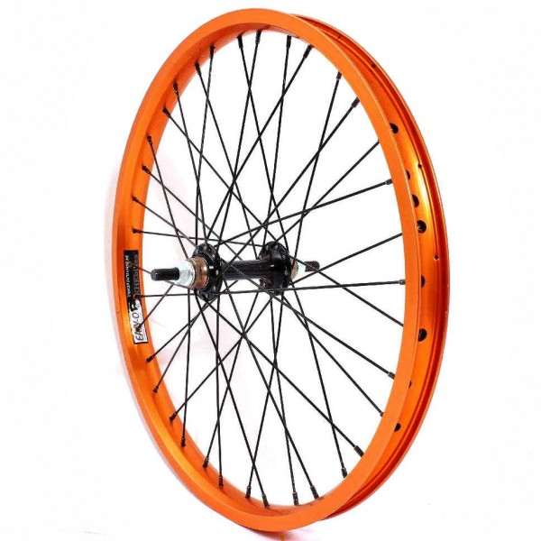"KHE ""Easy-O"" Frontwheel with Affix hub - J6"