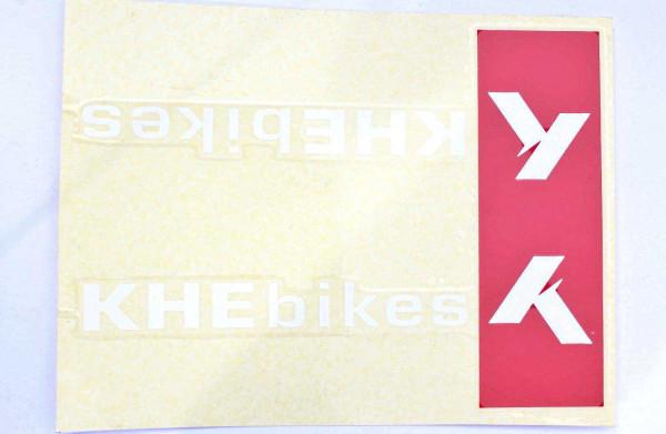 KHEbikes Sticker - F14-1