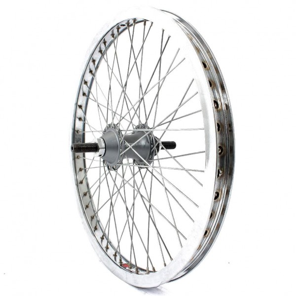 "SunRims ""BigFat"" Frontwheel with KHE hub - J5"