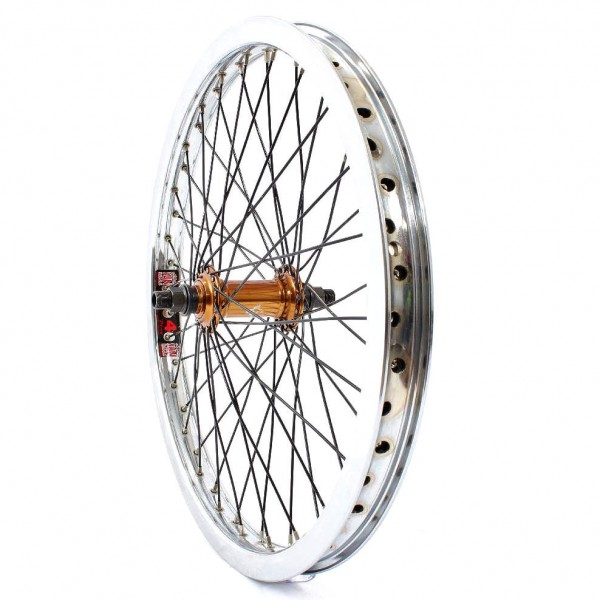 "SunRims ""4play"" Frontwheel 48H with KHE ""Hure"" - E2"