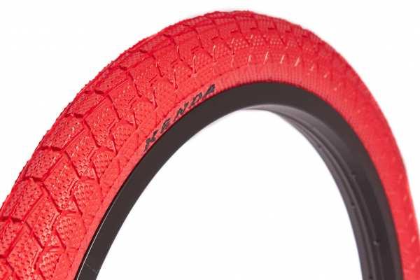 """KENDA tire red 20""""x1,95"""" - E7"""