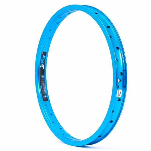 B-Ware Felge KHE Big-O blau 36H - E2