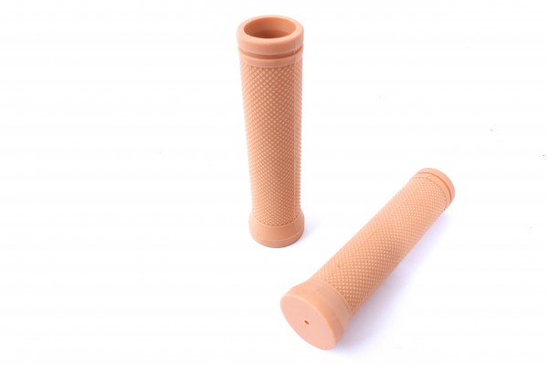 Fixie grips light-brown - S6