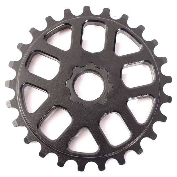 .KHEbikes Spline Drive alloy chainwheel 25T
