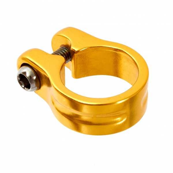 PRISM seatclamp gold - P1 115