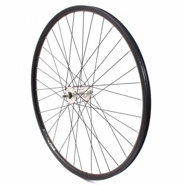 "KHE BIKES wheel 700c, 28"" - sealed bearing black"