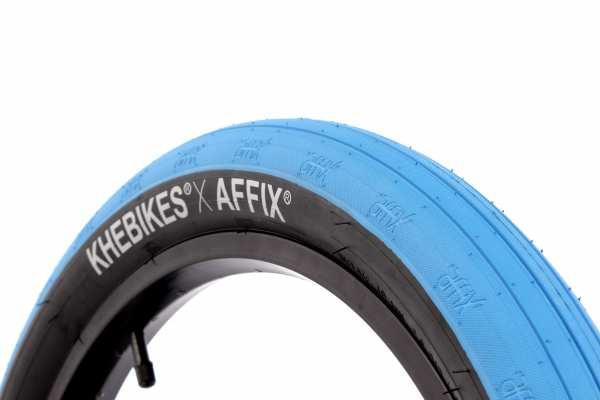 """.KHE x AFFIX 20""""x2,40"""" schwarz-blau - E8"""