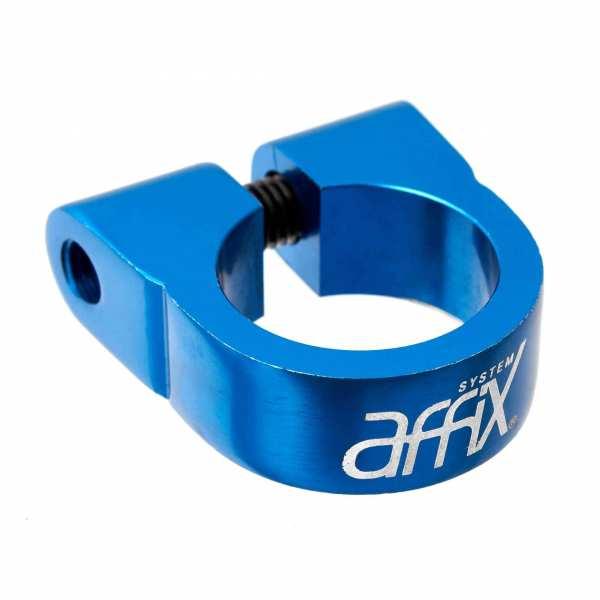 Vorbauklemme AFFIX blau - P1 114