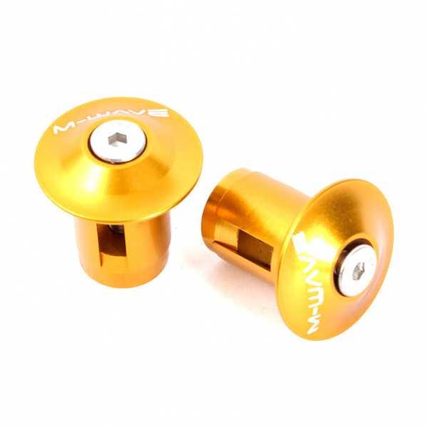M-Wave CNC Barends Alloy gold