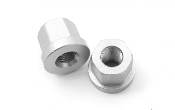 KHE Alloy CNC nut 10mm (26TPI) - R1 8