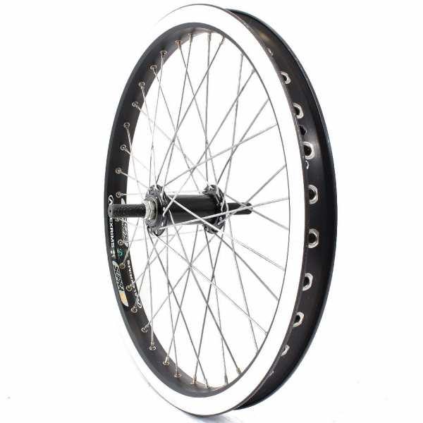 "Alexrims ""Supra RX"" Frontwheel with PRISM hub - J4"