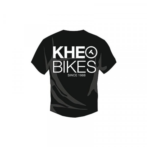 "KHE T-Shirt ""Logo Black"" XL - Q2 9"