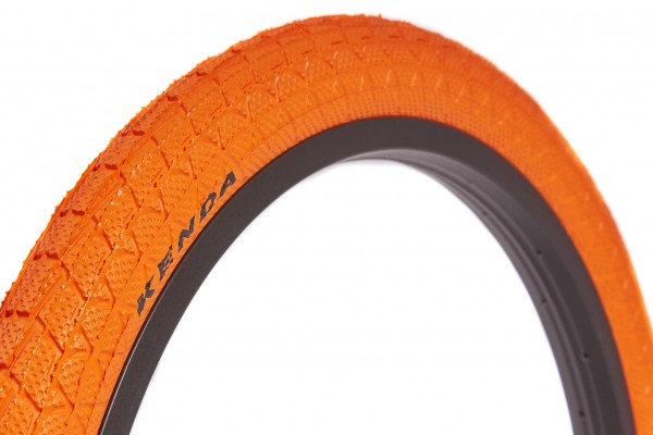 "KENDA tire orange 20""x1,95"" - E7"