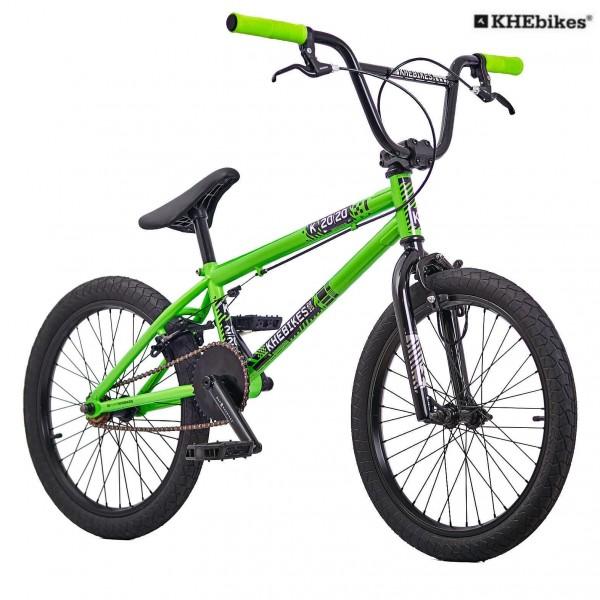 KHE BARCODE 20 Zoll BMX grün nur 11,3kg