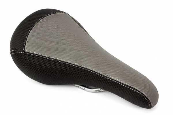 KHEbikes Sattel schwarz grau - W109
