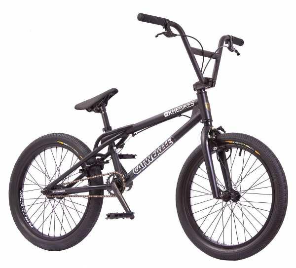 KHE CATWEAZLE 20 Zoll BMX Rad nur 11,2kg schwarz