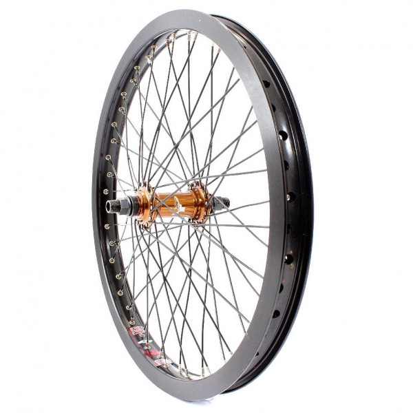 "SunRims ""4play"" Frontwheel 48H with KHE ""Hure"" - E3"