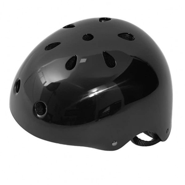 BMX Helm schwarz KHE