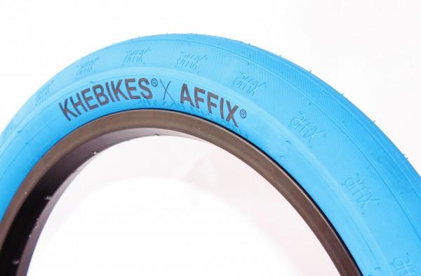 ".KHE x AFFIX 20""x2,40"" blau - E10"