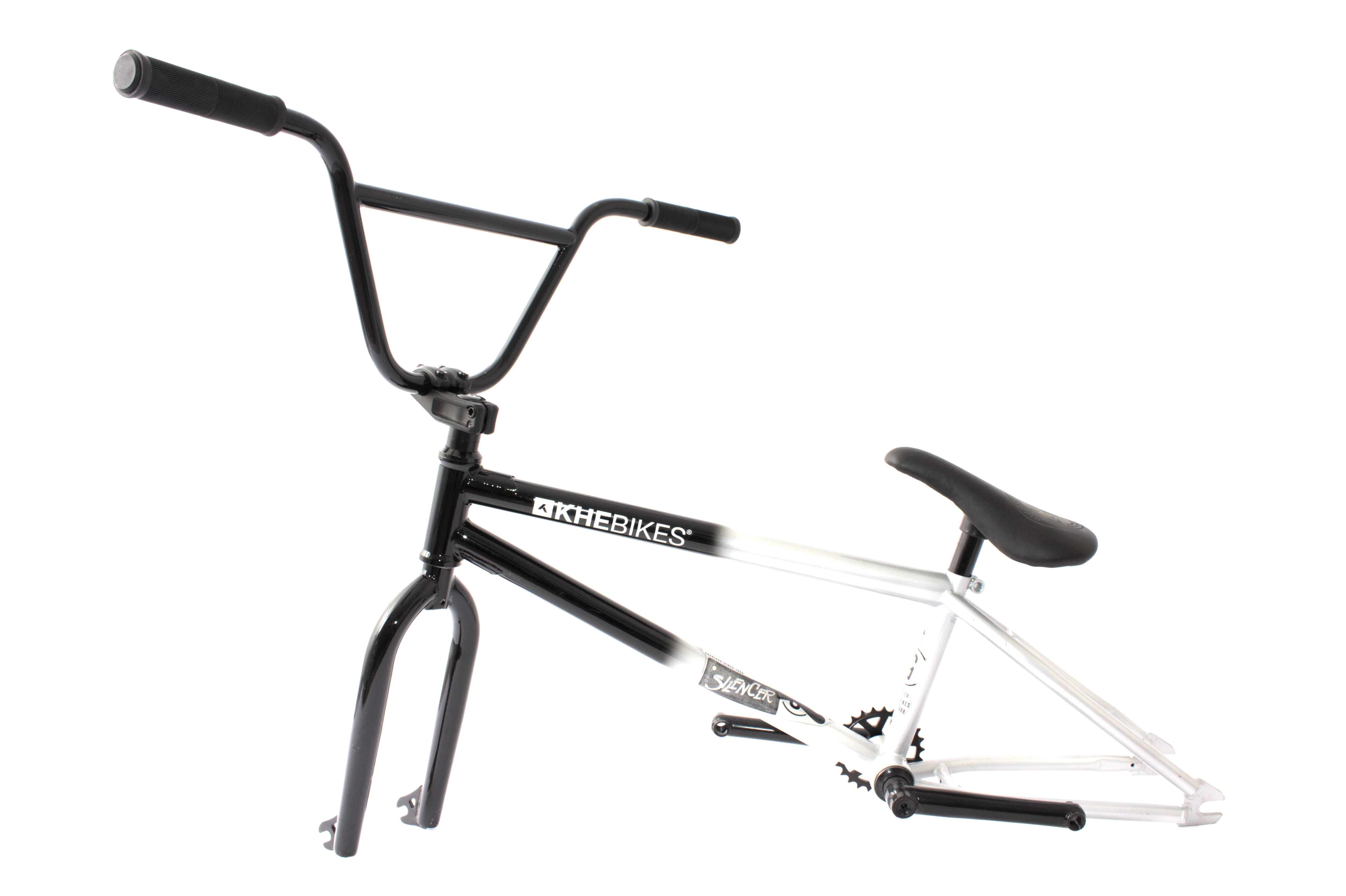KHE Silencer frame with parts - I4 | Frame | BMX Parts | Official ...
