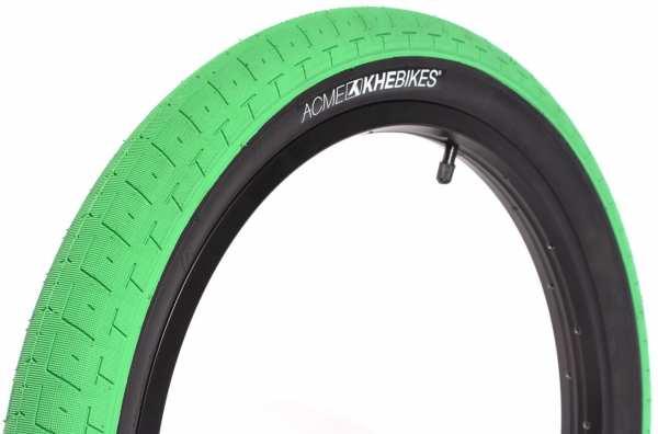 """.KHE ACME 20""""x2,40"""" grün-schwarz"""