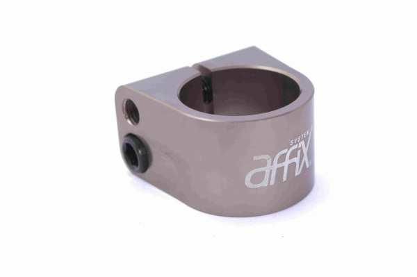 AFFIX Vorbau Ersatzklemme silber B-Ware - W101