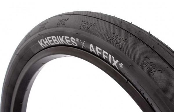 """.KHE x AFFIX 20""""x2,40"""" schwarz - E8"""