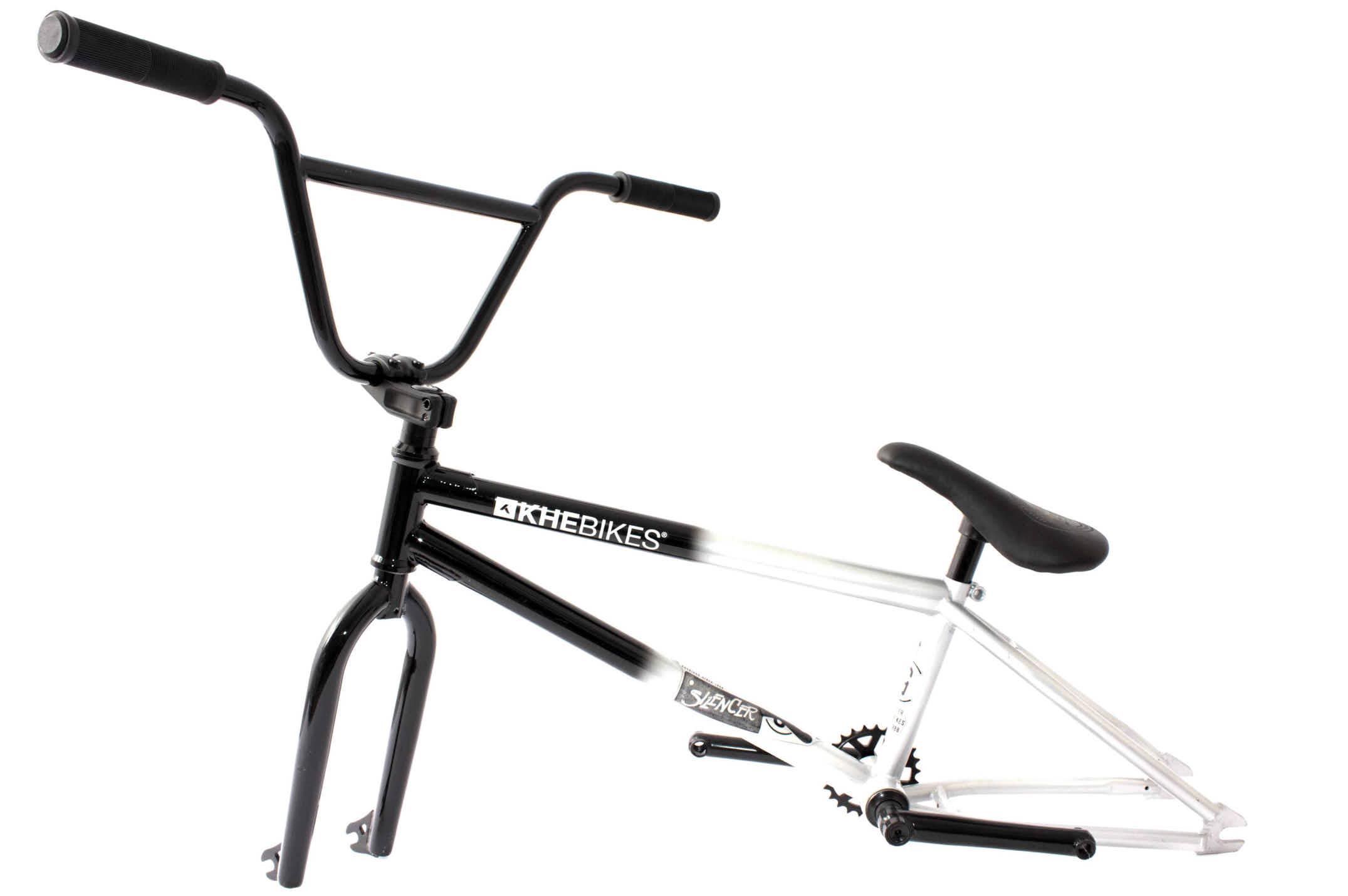 KHE Silencer Rahmenset - I4   Rahmen   BMX Teile   Offizieller ...