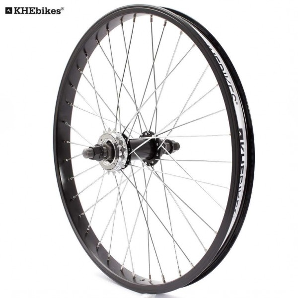 "KHE rear20"" BMX wheel 14mm"
