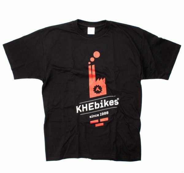"""KHE T-Shirt """"Factory"""" S - Q2 15"""